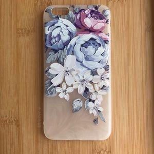 Accessories - NEW Iphone 6 Plus / 6s Plus Floral Case